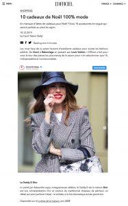 10 cadeaux de Noël 100% mode - lofficiel.com - 2019 12 10 - Alexandra Lapp - found on https://www.lofficiel.com/shopping/10-accessoires-a-offrir-a-noel-pour-les-fashion-addicts