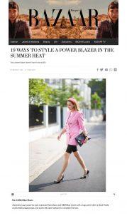 19 Ways To Style A Power Blazer In The Summer Heat - Harpers Bazaar Singapore - harpersbazaar.com.sg - 2019 06 27- Alexandra Lapp - found on https://www.harpersbazaar.com.sg/fashion/19-ways-to-style-a-power-blazer-in-the-summer-heat/?slide=0