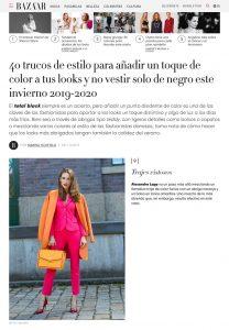 40 trucos de estilo para vestir de colores este invierno - Harpers BAZAAR - harpersbazaar.com/es - 2019 11 26 - Alexandra Lapp - found on https://www.harpersbazaar.com/es/moda/street-style/g29984125/ideas-vestir-invierno-instagram-abrigos-2019-tendencias/