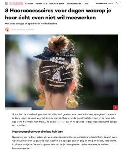 8 Haaraccessoires voor de ergste bad hair days - GLAMOUR - glamour.nl - 2019 10 16 - Alexandra Lapp - found on https://www.glamour.nl/fashion/a29411886/haaraccessoires-bad-hair-day/