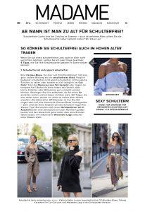 Ab wann ist man zu alt für schulterfrei - Madame Germany - 2019 03 - Alexandra Lapp - found on https://www.madame.de/ab-wann-ist-man-zu-alt-fuer-schulterfrei-1278018.html