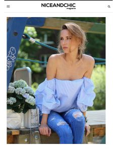 Alexandra Lapp fashion blogger - Niceandchic Magazine - 2017-04 - found on http://www.niceandchic.com/lovely-pepa/