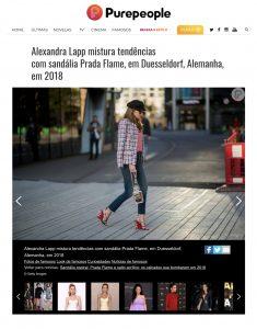 Alexandra Lapp mistura tendencias.com sandalia Prada Flame em Duesseldorf Alemanha em 2018 - Purepeople_purepeople.com.br - 2018 12 - Alexandra Lapp - found on http://www.purepeople.com.br/midia/alexandra-lapp-mistura-tendencias-com-sa_m2889226