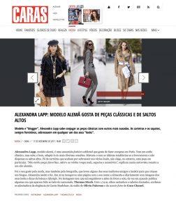 Alexandra Lapp - Modelo alema gosta de pecas classicas e de saltos altos - CARAS sapo pt - 2018 12 17 - Alexandra Lapp - found on http://caras.sapo.pt/moda/2017-12-17-Alexandra-Lapp-Modelo-alema-gosta-de-pecas-classicas-e-de-saltos-altos