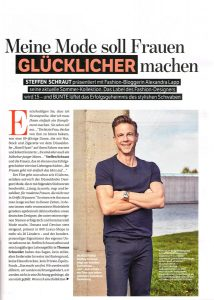 BUNTE 2017 Nr27 page 51 - Steffen Schraut x Alexandra Lapp