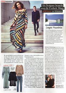 BUNTE 2017 Nr27 page 52 - Steffen Schraut x Alexandra Lapp