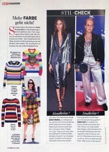 BUNTE - 2017 Nr. 42 Page 64 - Mehr Farbe geht nicht- Alexandra Lapp
