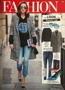 BUNTE - 2017 Nr 46 Page 49 - Der Look von Alexandra Lapp