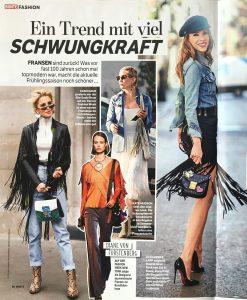 BUNTE - 2018 03 28 - Nr 14 Page 50 - Ein Trend mit viel Springkraft - Alexandra Lapp