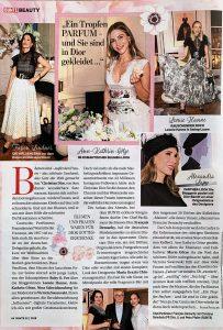 BUNTE - 2018 12 19 - Nr. 52 Page 64 - Die neuen Muster von Dior - Alexandra Lapp