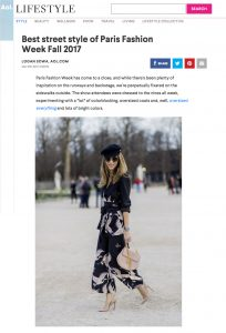 Best street style of Paris Fashion Week Fall 2017 - AOL Lifestyle - 2017-03 - Alexandra Lapp - found on https://www.aol.com/article/lifestyle/2017/03/09/best-street-style-paris-fashion-week-fall-2017/21878780/