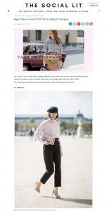 Biggest Fashion Trends Of 2018 That Are Ruling The Instagram - TheSocialLit com - 2018 04 14 - Alexandra Lapp - found on http://thesociallit.com/biggest-fashion-trends-of-2018/