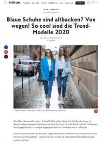 Blaue Schuhe erleben ein Comeback - Das sind die Trend-Modelle 2020 - instyle.de - 2020 06 09 - Alexandra Lapp - found on https://www.instyle.de/fashion/blaue-schuhe