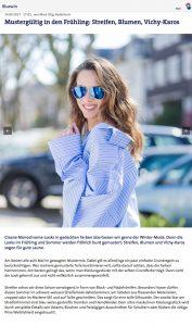 Bluewin Mustergültig in den Frühling - Streifen Blumen Vichy Karos - 2- 2017 04 - Alexandra Lapp - found on https://www.bluewin.ch/de/leben/lifestyle/redaktion/2017/17-04/mustergueltig-streifen-vichy-blumen.amp.html