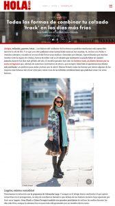 Botas track para llevar en invierno y en calles nevadas - Foto 1 - hola.com - 2021 01 14 - Alexandra Lapp - found on https://www.hola.com/moda/tendencias/galeria/20210114182524/botas-track-pantalones-faldas-looks-invierno/1/