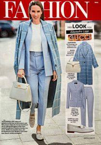Bunte Germany - No. 11 page 49 - 2021 03 11 - Fashion - Der Look von Alexandra Lapp