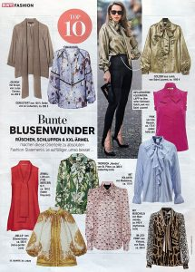 Bunte Germany - No. 36 page 52 - 2020 08 27 - Fashion: Bunte Blusenwunder - Alexandra Lapp