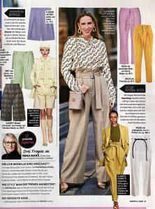 Bunte Germany - No. 09 - 202 02 02 - Page 47 - Fashion - Alexandra Lapp