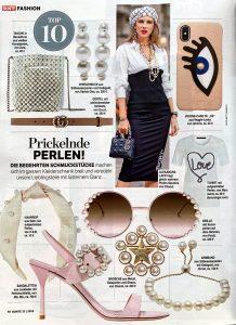 Bunte Germany - No. 33 - 2019 08 08 - Page 50 - Prickelnde Perlen - Alexandra Lapp