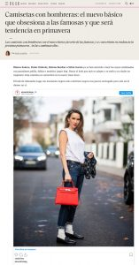 Camisetas con hombreras la nueva obsesion de las famosas - elle.com/es - 2020 03 06 - Alexandra Lapp - found on https://www.elle.com/es/star-style/el-estilo-de/a31225383/camisetas-hombreras-famosas-tendencia-primavera/