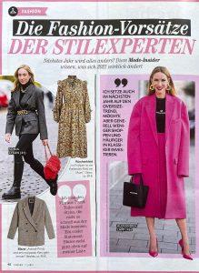 Closer Germany - No. 01 Page 48 - 2020 12 30 - Die Fashion Vorsätze der Stilexperten - Alexandra Lapp