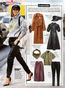 Closer Germany - No. 45 - 2020 10 28 - Fashion: Lederteile - Alexandra Lapp
