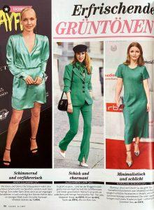 Closer Germany - No. 34 - 2019 08 14 - Page 86 - Erfrischende Grüntoene - Alexandra Lapp