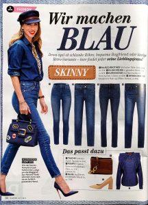 Closer Germany - No. 37 - 2019 09 04 - Page 50 - Wir machen blau - Alexandra Lapp