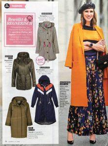 Closer Magazine - 2019 04 03 - No. 54 Page 90 - fashion: bewölkt und regnerisch - Alexandra Lapp