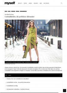 Cocktailkleider die perfekten Allrounder - myself.de - 2018 10 08 - Alexandra Lapp - found on https://www.myself.de/mode/kleidung/kleider/cocktailkleider/