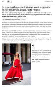 Como llevar los monos largos esta temporada - ELLE Spain - elle.com/es - 2019 08 07 - Alexandra Lapp - found on https://www.elle.com/es/moda/tendencias/g22599911/monos-working-safari/