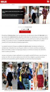 Como llevar una falda lapiz - us.hola.com/es-/ - 2020 02 25 - Alexandra Lapp - found on https://us.hola.com/es/moda/20200225fkub9b0rwh/como-llevar-falda-lapiz-outfits-vv