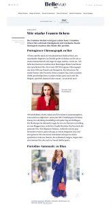 Damenuhren - Wie starke Frauen ticken - NZZ Bellevue Swiss - 2018 09 21 - Alexandra Lapp - found on https://bellevue.nzz.ch/sponsored-content/sponsored-content-wie-starke-frauen-ticken-ld.1420715