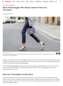 Dank einer neuen Technologie frierst du mit diesen Hosen nie mehr - InStyle Germany - 2017 09 - Alexandra Lapp - found on http://www.instyle.de/fashion/dank-einer-neuen-technologie-frierst-du-mit-diesen-hosen-nie-mehr