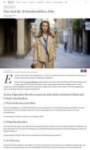 Das sind die 10 bestbezahlten Jobs - ELLE de - 2018 01 02 - Alexandra Lapp - found on http://www.elle.de/die-zehn-bestbezahlten-jobs