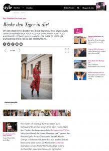 Der Fashion Zoo baut aus - Wecke den Tiger in dir - style-magazin Swiss - 2019 02 18 - Alexandra Lapp - found on https://style-magazin.ch/fashion/wecke-den-tiger-dir