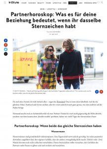 Die besten Beziehungs-Tipps für Paare mit dem gleichen Sternzeichen - InStyle de - 2018 04 18 - Alexandra Lapp - found on http://www.instyle.de/lifestyle/beziehung-gleiches-sternzeichen