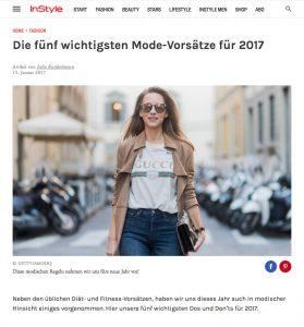 Die fünf wichtigsten Mode Vorsätze für 2017 - instyle - 2017 05 - Alexandra Lapp - found on http://www.instyle.de/fashion/mode-vorsaetze-2017