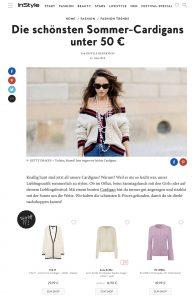 Die schönsten Sommer-Cardigans unter 50 Euro - InStyle de - 2018 05 21 - Alexandra Lapp - found on http://www.instyle.de/fashion/cardigans-unter-50-euro