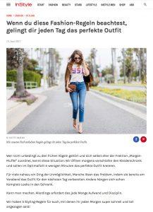 Diese Styling-Tipps helfen dir bei der Suche nach dem perfekten Look - InStyle - 2017-06 - Alexandra Lapp - found on http://www.instyle.de/fashion/styling-tipps-perfektes-Outfit