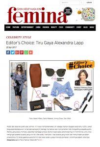 Editors Choice - Tiru Gaya Alexandra Lapp - femina co id - 2017 05 - Alexandra Lapp - found on http://www.femina.co.id/celebrity-style/editor-s-choice-tiru-gaya-alexandra-lapp-