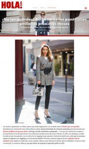 El pantalon pitillo se lleva de esta forma en 2021 - Foto 1 - hola.com - 2021 02 18 - Alexandra Lapp - found on https://www.hola.com/moda/tendencias/galeria/20210218184278/pantalones-pitillo-mujer-como-llevar/1/