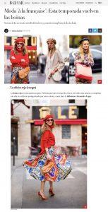 Esta temporada vuelven las boinas - Como llevar las boinas este invierno - Harpers Bazaar - harpersbazaar.com - 2018 12 18 - Alexandra Lapp - found on https://www.harpersbazaar.com/es/moda/tendencias/a25315207/boinas-gorros-tendencia-invierno-street-style/