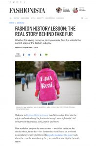 Fashion History Lesson - The Real Story Behind Fake Fur - Fashionista com - 2018 01 05 - Alexandra Lapp - found on https://fashionista.com/2018/01/fake-faux-fur-history