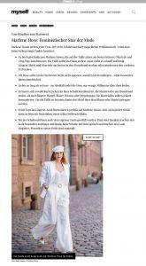Fashion Investment - In diese Fashion Trends lohnt es sich zu investieren - myself.de - 2019 09 04 - Alexandra Lapp - found on https://www.myself.de/mode/trends/marlene-hose/