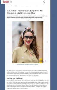 Frisuren mit Haarband: So tragen wir das Accessoire - Jolie Online - jolie.de - 2020 09 15 - Alexandra Lapp - found on https://www.jolie.de/frisuren/frisuren-mit-haarband-so-tragen-wir-das-accessoire-201714.html