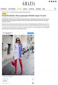 Gestreifte Kleider - Diese Modelle tragen wir jetzt - grazia-magazin-de - 2018 03 29 - Alexandra Lapp - found on https://www.grazia-magazin.de/fashion/gestreifte-kleider-diese-angesagten-modelle-tragen-wir-jetzt-35959.html
