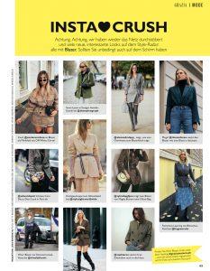 Grazia Germany - No 08 2018-02 Page 63 - instacrush - Alexandra Lapp