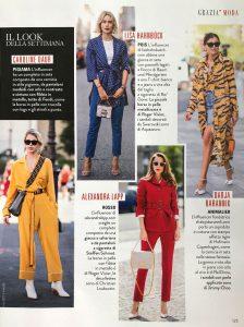 Grazia Italia - No. 37 Page 125 - 2018 08 30 - Alexandra Lapp