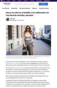 Gucci la marca de lujo que resucito con los millennials - es-us-finanzas-yahoo-com - 2018 04 11 - Alexandra Lapp - found on https://es-us.finanzas.yahoo.com/noticias/gucci-se-echa-en-el-bolsillo-los-millennials-con-una-formula-sencilla-y-peculiar-203932643.html